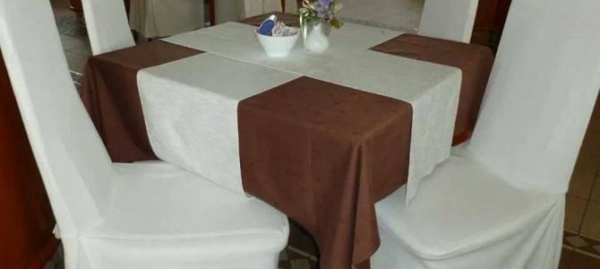 Šivanje navlaka za stolice