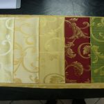 Dekorativna tkanina 2